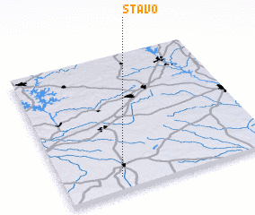 3d view of Stavo