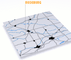 3d view of Roseburg