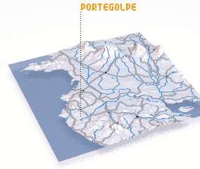 3d view of Portegolpe