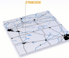 3d view of Syracuse