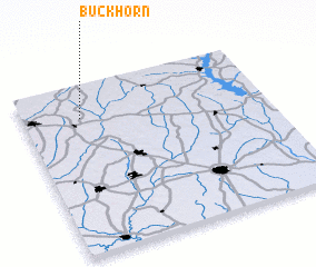3d view of Buckhorn