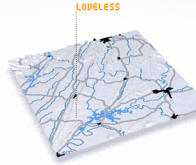 3d view of Loveless