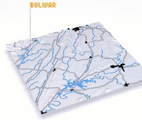 3d view of Bolivar
