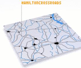 3d view of Hamilton Crossroads