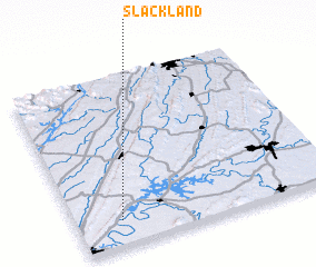 3d view of Slackland