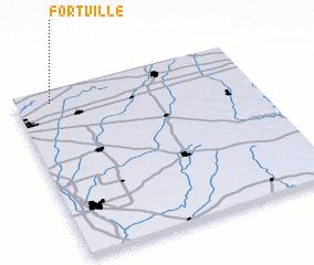 3d view of Fortville