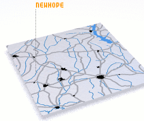 3d view of New Hope