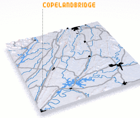 3d view of Copeland Bridge