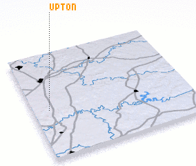 3d view of Upton