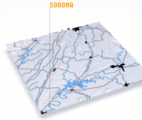 3d view of Sonoma