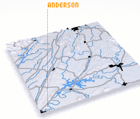 3d view of Anderson