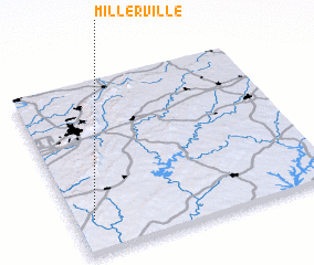 3d view of Millerville