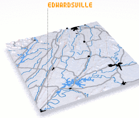 3d view of Edwardsville