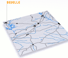3d view of Bevelle