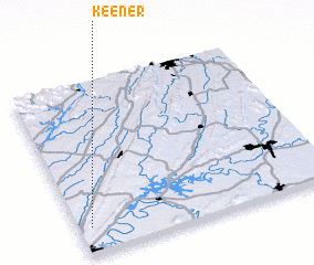 3d view of Keener