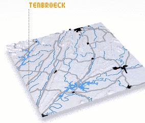 3d view of Ten Broeck