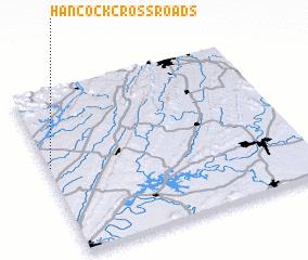 3d view of Hancock Crossroads