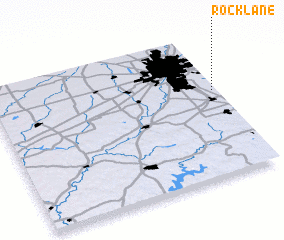 3d view of Rocklane