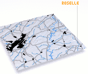 3d view of Roselle