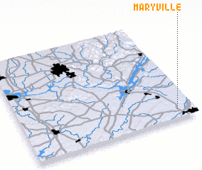 3d view of Maryville