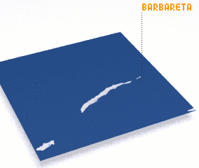 3d view of Barbareta