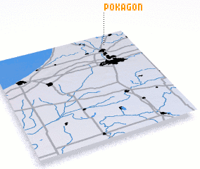 3d view of Pokagon