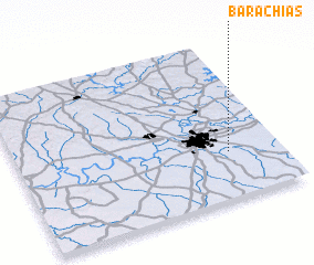 3d view of Barachias