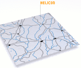 3d view of Helicon