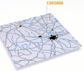 3d view of Coosada