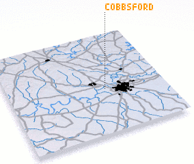 3d view of Cobbs Ford