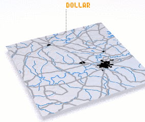 3d view of Dollar