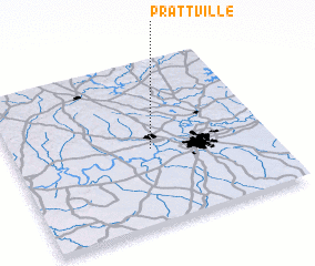 3d view of Prattville