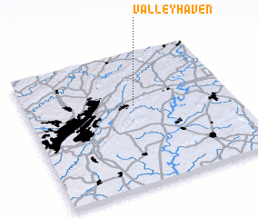 3d view of Valleyhaven