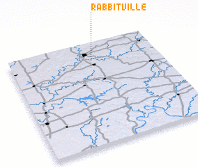 3d view of Rabbitville