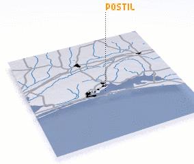 3d view of Postil