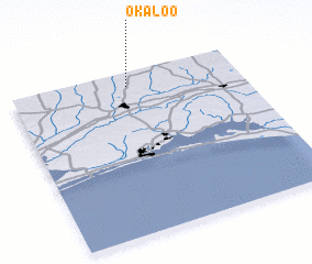 3d view of Okaloo
