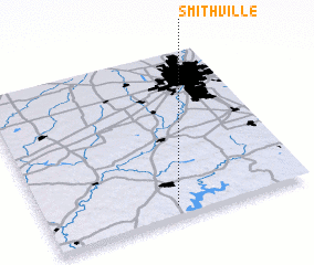 3d view of Smithville