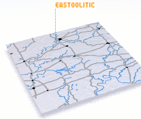 3d view of East Oolitic