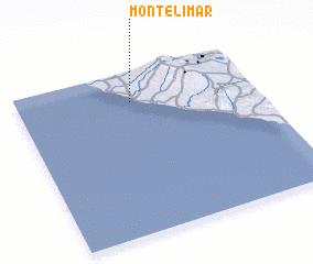 Montelimar Nicaragua Map Nona Net