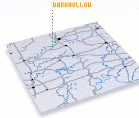 3d view of Dark Hollow