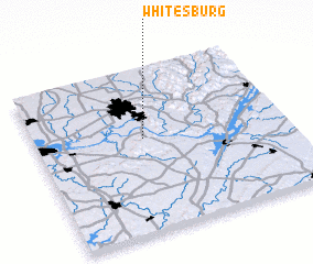 3d view of Whitesburg