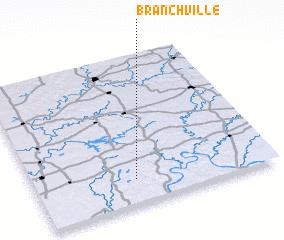 3d view of Branchville
