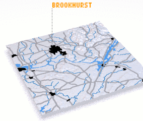 3d view of Brookhurst