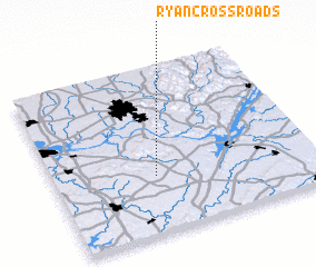 3d view of Ryan Crossroads