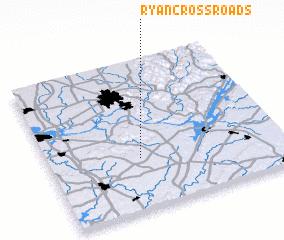 3d view of Ryan Crossroads