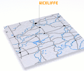 3d view of Wickliffe