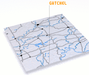 3d view of Gatchel
