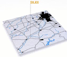 3d view of Silex