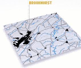 3d view of Brookhurst