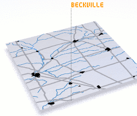 3d view of Beckville